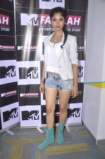 Raatan Raajputh at the Press Meet of MTV Fanaah