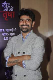 Eijaz Khan at the Press Conference of Laut Aao Trisha