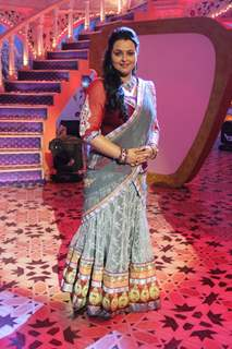 Shilpa Shirodkar at Dawaat-E-Eid on Zee TV
