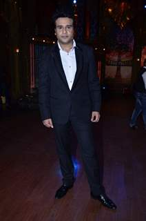 Krushna Abhishek was on the sets of Entertainment Ke Liye Kuch Bhi Karega