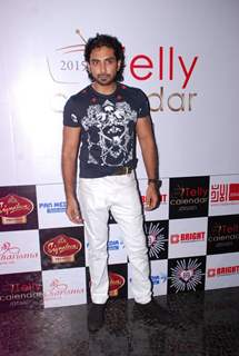 Rohit Khurana was spotted at Telly House Calendar Launch