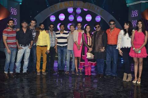Cast and Crew of Ishq ne Krazzy Kiya Re at the Promotional Event