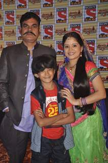 Cast of Chandrakant Chiplunkar Seedi Bambawala at the Launch