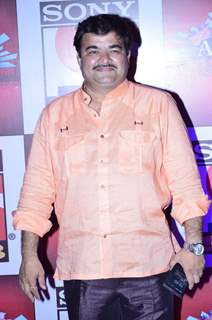 Prashant Damle at SAB Ke Anokhe Awards