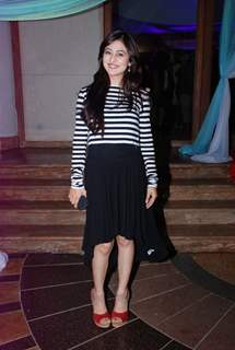 Falaq Naaz was at the Success Bash of Mahabharat