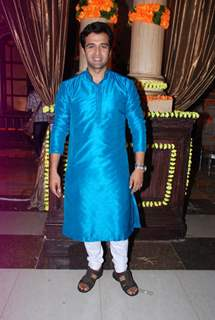 Sachin Shroff at Tumhari Paakhi's 200 Episodes Celebration