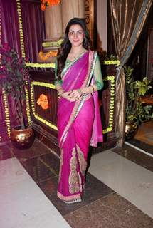 Shraddha Arya at Tumhari Paakhi's 200 Episodes Celebration