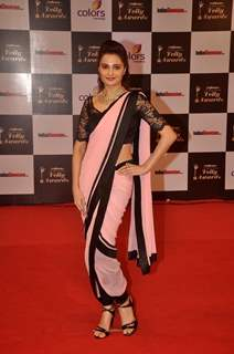 Monica Bedi at the Indian Telly Awards