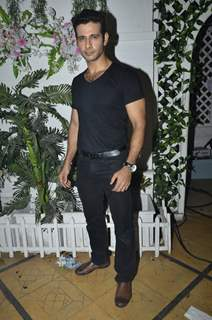 Viraf Phiroz Patel was at Ek Boond Ishq's celebrations