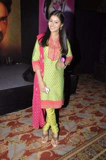 Aparna Dixit was at the Launch of Yeh Dil Sun Raha Hain