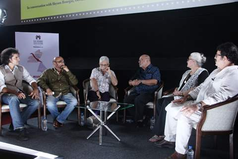 Panel Discussion at 16th MAMI Film Festival Day 7