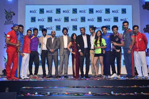 BCL Press Conference