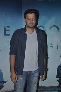 Siddharth Anand poses for the media at a Screening at Light box