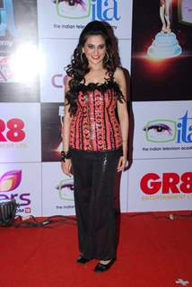Smita Bansal was at the ITA Awards 2014