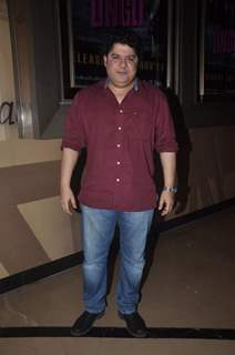 Sajid Khan poses for the media at the Premier of The Shaukeens