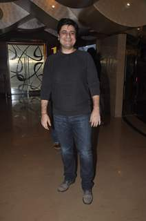 Goldie Behl poses for the media at the Premier of The Shaukeens