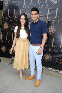 Sammir Dattani at The Charcoal Project New Collection Launch