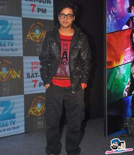 Aakarshan Singh at launch