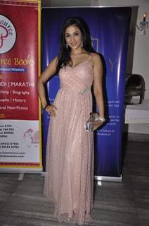 Shilpa Anand was seen at the Launch of Munisha Khatwani's Tarot Predictions 2015 Book