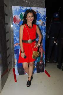 Mahima Makwana at Karanvir And Teejay's House Warming Party