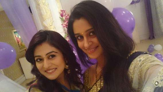Dipika Samson and Falaq Naaz