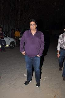 Vashu Bhagnani poses for the media at the Special Screening of Tevar