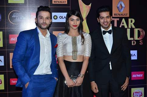 The team of EVEREST at the Star Guild Awards
