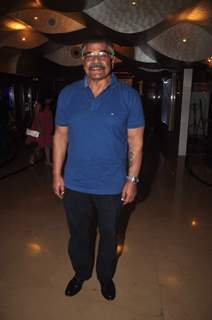 Sharat Saxena poses for the media at My French Film Festival India 2015