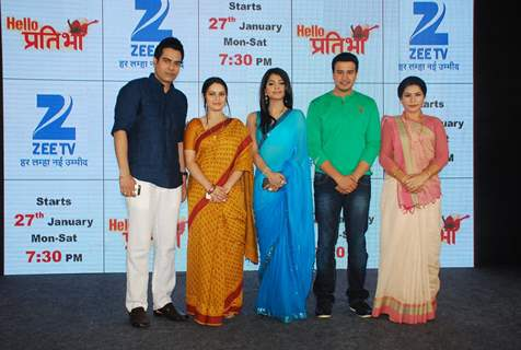 Zee Tv Launches Hello Pratibha