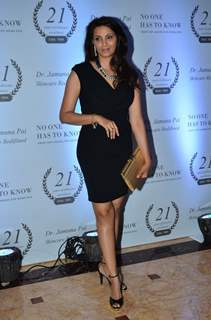 Diana Hayden at Dr. Jamuna Pai's Book Launch
