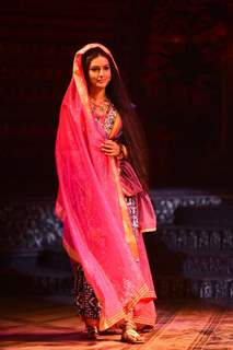 Pallavi Subhash at the Launch of Chakravartin Ashoka Samrat
