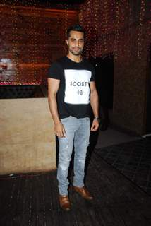 Vishal Karwal poses for the media at the Launch of Servicewali Bahu