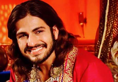 Rajat Tokas as Akbar !!