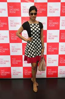 Shreya Saran was seen at An Exclusive Shopping Experience by The Dressing Room