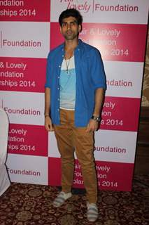 Akshay Dogra was seen at the Fair and Lovely Foundation Event