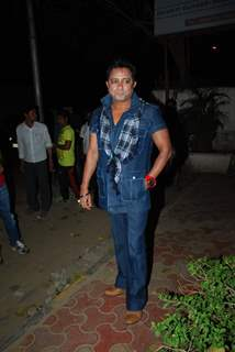 Sukhwinder Singh was seen at the Success Bash for Haider's National Award