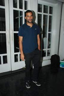 Vikramaditya Motwane at the Success Bash for Haider's National Award