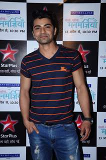 Shravan Reddy poses for the media at the Launch of Dosti.. Yariyaan.. Manmarzian