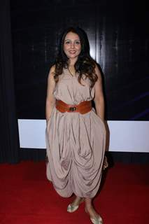 Suchitra Krishnamurthy at Bharat & Dorris Bridal and Fashion Seminar