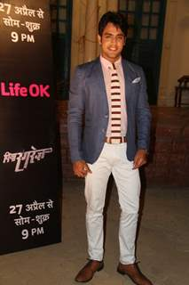 Gaurav S Bajaj at Launch of New Show Piya Rangrezz by Life Ok