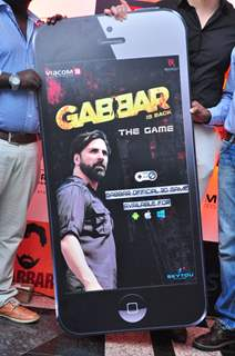 Gabbar is Back Game