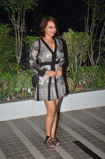 Sonakshi Sinha at Success Bash of Mary Kom