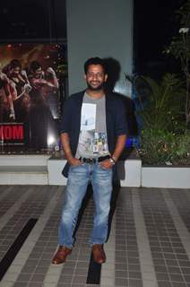 Resul Pookutty at Success Bash of Mary Kom