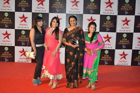 Star Parivaar Awards 2015