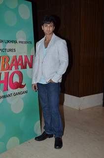 Nishant Malkani at Bezubaan Ishq Launch