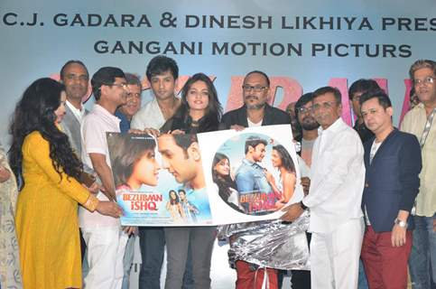 Bezubaan Ishq Launch