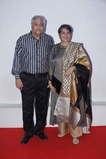 Satish Shah With His Wife at R. Madhavan's Birthday Bash!