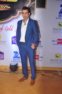 Irfan Pathan at Gold Awards
