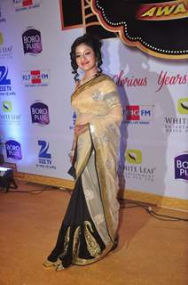 Paridhi Sharma at Gold Awards