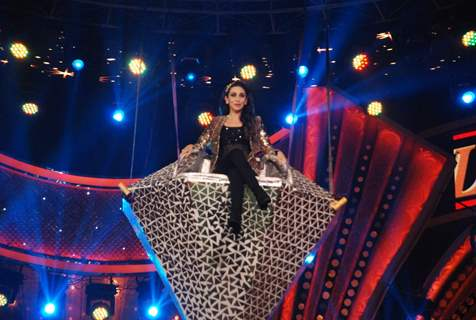 Karisma Kapoor at ZEE DID Grand Finale